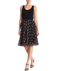 Jason Wu - Fil Coupe A-line Skirt - Lyst