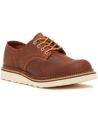 Red Wing - Oxford Leather Sneaker - Factory Second - Lyst