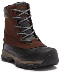 b217f201f99 Khombu Eaton Boot in Black for Men - Lyst