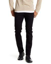 """DIESEL Shioner Slim Fit Skinny Jean - 30"""" Inseam - Black"""