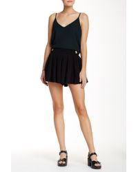Lily White - Solid Short - Lyst