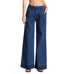 ei8ht dreams - Wide Leg Denim Pants - Lyst