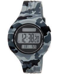 adidas Originals Unisex Questra Mid Gray Camo Watch