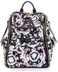 Aimee Kestenberg - Nylon Baby Zip Backpack - Lyst