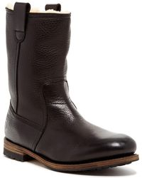 Blackstone - Genuine Sheepskin Lined Boot - Lyst