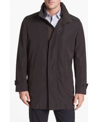 Cardinal Of Canada - 'andre' Classic Fit Raincoat - Lyst