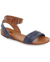 Miz Mooz - 'arissa' Ankle Strap Sandal (women) - Lyst