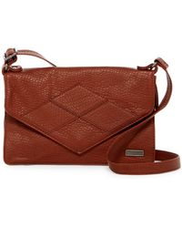 Roxy - In The Plan Messenger Bag - Lyst