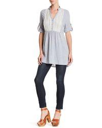 Areve - 3/4 Sleeve Shirt - Lyst