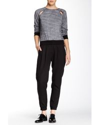 Shades of Grey by Micah Cohen - Pleated Jogger - Lyst