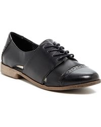 Restricted - Becca Cutout Oxford - Lyst