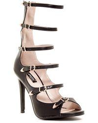 Elegant Footwear Bibi High Heel Gladiator Sandal