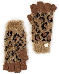 Betsey Johnson - Cat Call Fingerless Glove - Lyst