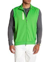 Bobby Jones - 'xh20 Rtj2' Wind & Water Resistant Four-way Stretch Golf Vest - Lyst