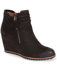 Biala - 'ashton' Wedge Ankle Bootie (women) - Lyst