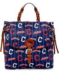 Dooney & Bourke - Indians Nylon Flap Backpack - Lyst