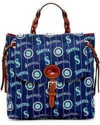 Dooney & Bourke - Mariners Nylon Flap Backpack - Lyst
