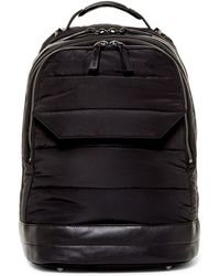 Mackage - Bodhi Leather Trimmed Backpack - Lyst