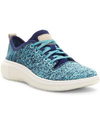BLUPRINT La Costa Knit Sneaker - Blue