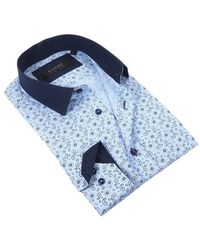 Coogi - Oxford Regular Fit Dress Shirt - Lyst