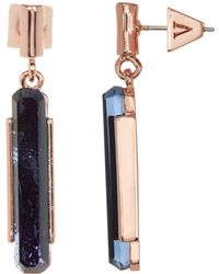 Vince Camuto | Double Drop Earrings | Lyst