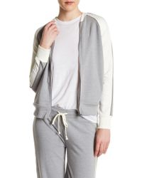 Alternative Apparel - French Terry Track Jacket - Lyst