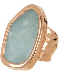 Vince Camuto - Chunky Stone Ring - Size 7-8 - Lyst