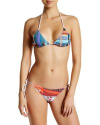 Clover Canyon Butterfly Swimsuit Set - Blue