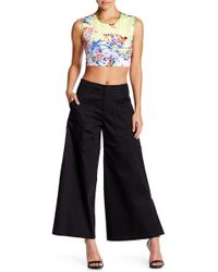 Clover Canyon Solid Pant - Black