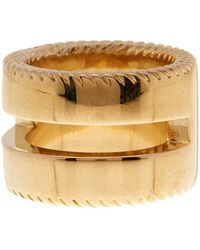 Cole Haan - 12k Gold Plated Tout Ring - Size 7 - Lyst