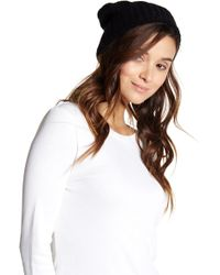 Cole Haan - Slouchy Knit Beanie - Lyst