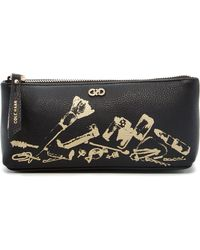 Cole Haan - Cosmetic Leather Case - Lyst