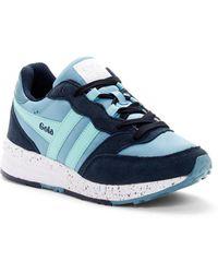 Gola Samurai Sneaker - Blue