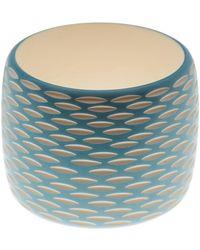 Carolee - Honeycomb Bangle Bracelet - Lyst