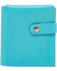 Volcom - Basics Leather Wallet - Lyst