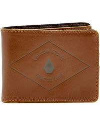 Volcom - Picto Wallet - Lyst