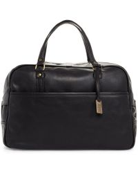 Frye - Richard Vintage Leather Gym Bag - Lyst