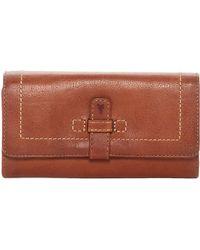 Frye - Artisan Leather Wallet - Lyst