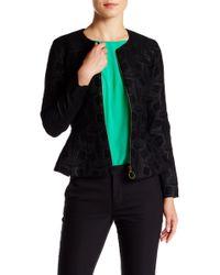 Amanda Uprichard - Peplum Jacket - Lyst