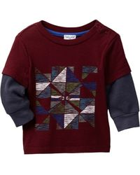 Splendid - Graphic 2fer Tee (baby Boys) - Lyst
