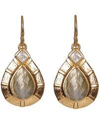 Melinda Maria - Athena Drop Earrings - Lyst
