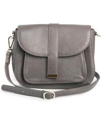 Erica Anenberg - Kings Leather Saddle Bag - Lyst