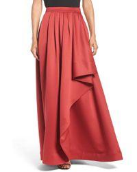 Eliza J - Cascade Ball Skirt - Lyst