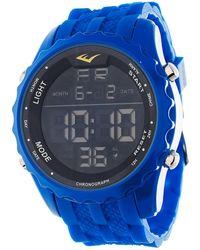 Everlast - Unisex Multi-functional Digital Fashion Watch - Lyst