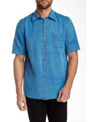 Nat Nast - Havana Short Sleeve Regular Fit Shirt - Lyst