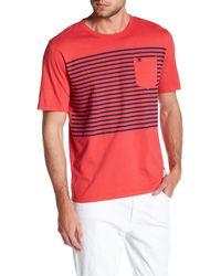 Flag & Anthem - Hillsborough Striped Short Sleeve Tee - Lyst
