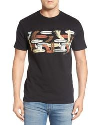 Jack O'neill - Cove Graphic Tee - Lyst