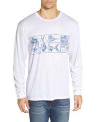 Jack O'neill - Premium Fit Performance T-shirt - Lyst