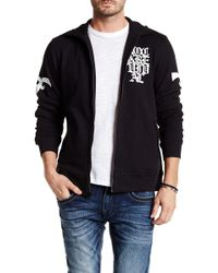 Rock Revival - Fleece Zip Sweater - Lyst