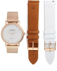 Shore Projects - Watch & Strap Box Set, 39mm - Lyst